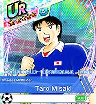 Taro Misaki - Timeless Midfielder