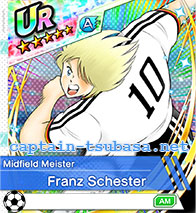 Franz Schester - Midfield Meister