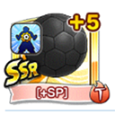 Block Black Ball SSR +5
