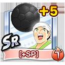 Mark Owairan SR Black Ball +5