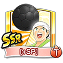 Mark Owairan SSR Black Ball