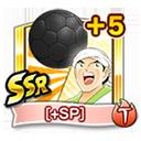 Mark Owairan Black Ball SSR +5